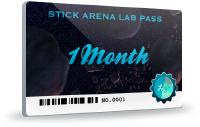 Stick Arena Lab Pass - 1 Month